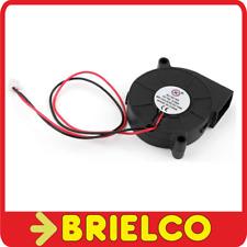 VENTILADOR TIPO TURBINA 12VDC 0.06A 50X15MM CONECTOR MOLEX 2 PINES BD11773