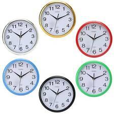 Moderna Moda Grande Ronda Reloj De Pared Cocina Retro Hogar Wall Clock Quartz