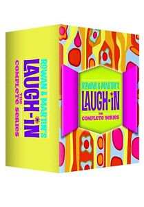 Rowan & Martin's Laugh-In DVD COMPLETE SERIES 2021 Release, Time Life NEW