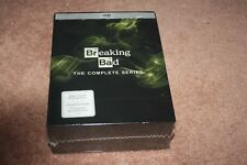 Breaking Bad: The Complete Series (DVD, 2014, 21-Disc Set, Subtitled) *Brand New