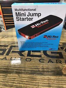 Hi-Tec 12v 600 Peak Amp Jump Starter and Power Bank USB