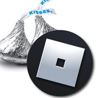 108 ROBLOX Hershey Kiss Label Stickers Birthday Party Favors