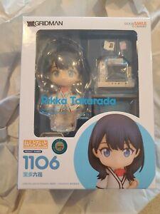 Nendoroid #1106 Rikka Takarada SSSS. Gridman Authentic Good Smile Company