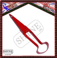 """12"""" Sheep Shears Topiary Made Of Quality Steed Red Livestock Supplies"""