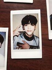 STRAY KIDS Woojin Instax Mini Fujifilm Polaroid