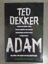 ADAM by TED DEKKER - HODDER & STOUGHTON 2008 *PROOF COPY* P/B - UK POST £3.25