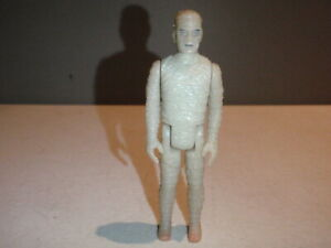 "Remco Mummy figure 3 3/4"" 1980 Universal Monster Boris Karloff Movie Version"