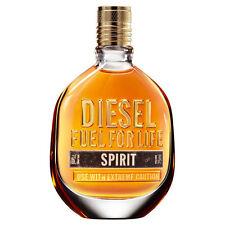 Diesel Fuel for Life Spirit 75ml EDT Eau De Toilette Spray Men 100 Authentic