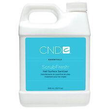 CND Uña Superficie Limpiador ~ SCRUBFRESH 946ml/32 fl oz