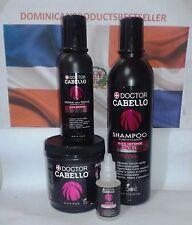 DR CABELLO BOE CONTROL CAIDA HAIR LOSS STOP COMBO SHAMPOO HAIR TREATMENT LEAVE
