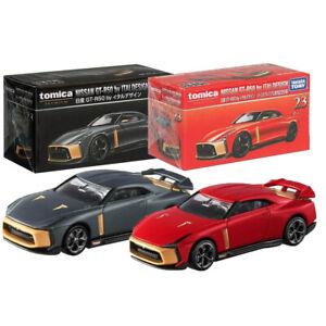 Tomica Premium Diecast Model Car No23-Nissan GT-R 50 by Italdesign 2X Set