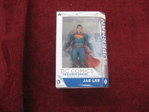 SUPERMAN DC Comics Designer Series Jae Lee NEW 7 INCH