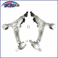 Pair Set Front Left & Right Control Arm Fits Infiniti EX35 G37 Q60 Nissan 370Z