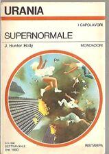URANIA  n° 825- HUNTER HOLLY - SUPERNORMALE