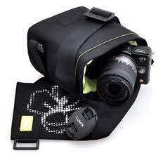 Golla Camera Bag Black SLR Camera Bag / Case - Golla G1182