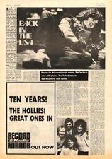 Nazareth Dan McCafferty UK Interview 1974