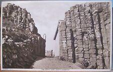 Irish Postcard GIANTS GATE Causeway Turkey Northern Ireland Tuck's GC6 Matte