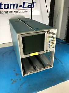 Tektronix 7603 Oscilloscope Mainframe w/o Plug-Ins *LAB TESTED*