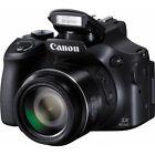 Canon PowerShot SX60 HS 16.1MP 65x Optical Zoom Lens 3-inch LCD Digital Camera