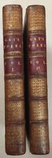 John Gay / Poems on Several Occasions 2 volumes 1775