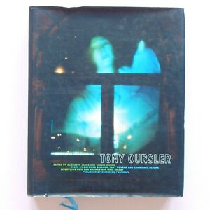 Tony Oursler Art Book Retrospective Monograph Poligrafa Hardcover 2001