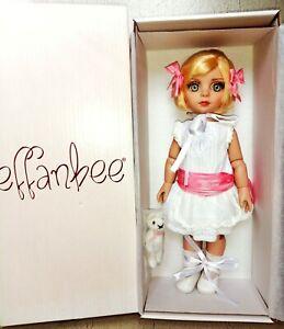 "Effanbee Doll 10"" Patsy Lacy Summer Day Robert Tonner Girl 2015 LE 500 Worldwide"