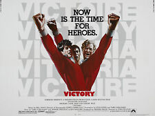 "Escape to Victory 1981 16"" x 12"" Reproduction Movie Poster Photograph"