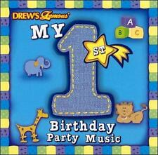 Various Artists : Drews Famous: My 1st B-Day Party CD