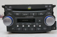 *READ* 2006 Acura TL Radio 6 Cd Disc Cassette DVD Player 39100-SEP-A411 OEM 1TB2