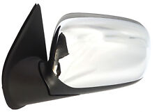 NEW DOOR MIRROR for HOLDEN RODEO RA 2003 - 2008 ELECTRIC CHROME LEFT SIDE LH
