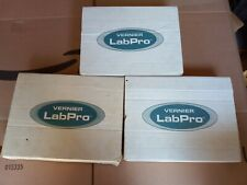 Vernier Labpro Cables Power Adapter And Accessories ( Lot Of 3 )
