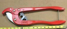 Ridgid 12831 18 2 38 Capacity Plastic Pvc Pipe Ratchet Cutter 1493 New