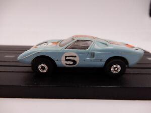 Vintage, Aurora Ford GT #5  Tuff One (Item #3446)