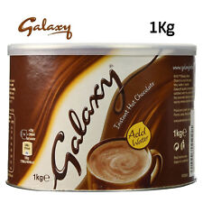 Galaxy Instant Hot Chocolate Drink Low Carbohydrate Healthy Snack Water 1000g