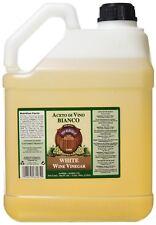 Don Marcello White Wine Vinegar 5 Litre Ideal For Large Families Brand New