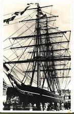 Sark Single Collectable Sailing Vessel Postcards