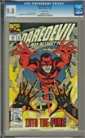 Daredevil #312 CGC 9.8 White Pages ONLY ONE ON EBAY!