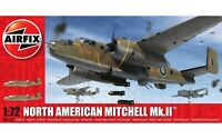 AIRFIX® 1:72 NORTH AMERICAN MITCHELL MK.II MODEL AIRCRAFT KIT WW2 PLANE A06018