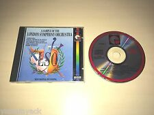 A SAMPLE OF THE LONDON SYMPHONY ORCHESTRA - VARIOUS CONDUCTORS & COMPOSERS - CD