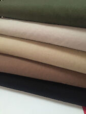 Plain Rough Linen Fabric Material - upholstery curtains - 140cm wide by M