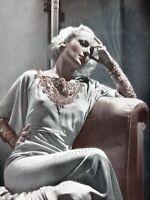 8x10 Print Carole Lombard Beautiful Portrait #JH10