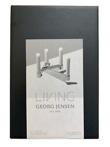 Georg Jensen Candle Holder- Design: Patricia Urquiola