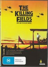 THE KILLING FIELDS - 3 ACADEMY AWARDS!! - NEW & SEALED DVD