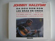 "JOHNNY HALLYDAY  CD DIGIPACK PHILIPS  ""DA DOU RON RON"" COMME NEUF"