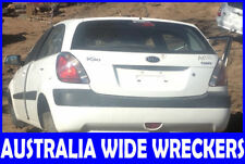 KIA RIO 1.6 2005 TO 2010 HATCH R/H REAR SEAT BELT ONLY WRECKING CAR FOR PARTS