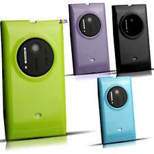 Nokia Lumia 1020 Soft TPU Back Colourful Protection Cover Case