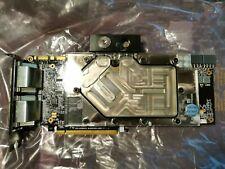Graphics card Gigabyte GeForce GTX980 G1 Gaming 4GB with EKWB water block