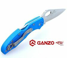 GANZO FIREBIRD Anti-Slip Handle Scales Folding Tactical Survival Knife Blade