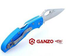 GANZO FIREBIRD Anti-Slip Handle Scales Folding Tactical Survival Knife Blade