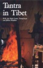 Tantra in Tibet (Wisdom of Tibet Series), Dalai Lama, Good Book